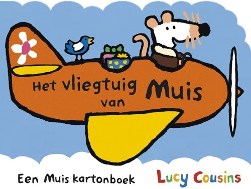 Het vliegtuig van Muis Cousins, Lucy