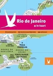 Rio de Janeiro in kaart -8 stadskaarten, 60 bezienswaar digheden, 150 adressen