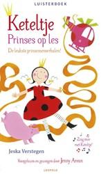 Prinses op les -de leukste prinsessenverhalen& Verstegen, Jeska