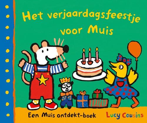 Het verjaardagsfeestje voor Muis Cousins, Lucy