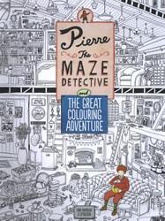 Pierre the Maze Detective and the Great Kamigaki, Hiro
