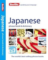 Berlitz: Japanese Phrase Book & Dict
