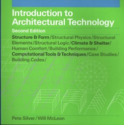 Introduction to Architectural Technology Mclean, William