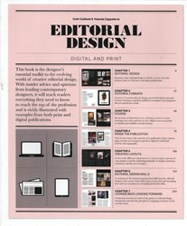 Editorial Design -Digital and Print Caldwell, Cath