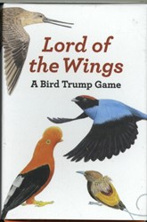 Lord of the Wings: a Bird Trump Game -A Bird Trump Game Unwin, Mike