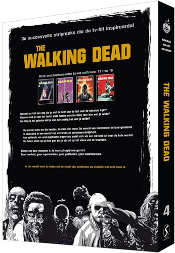 The Walking Dead SC cassette 4 -Inclusief softcover 13 tm 16 Adlard, Charlie-2