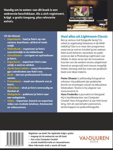 Ontdek Lightroom Classic CC, inclusief e -Ook geschikt voor Lightroom CC en Lightroom 6 Dhaeze, Pieter-2
