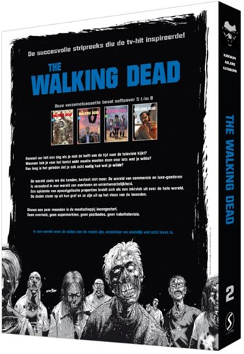 The Walking Dead -inclusief deel 5 t/m 8 Kirkman, Robert-2