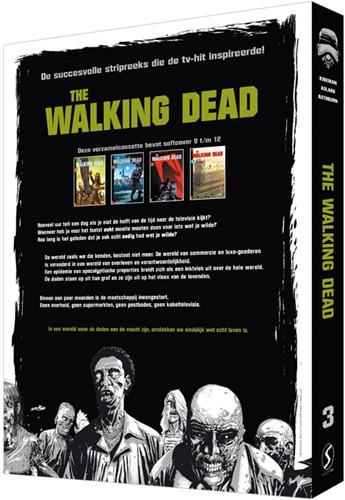 The Walking Dead -inclusief deel 9 t/m 12 Kirkman, Robert-2
