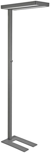 VLOERLAMP MAUL JAVAL DIMBAAR -BUREAULAMPEN 8258495 ZILVERGRIJS