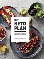 Het Keto-plan -Maak van je lichaam een natuur lijke vetverbrander Van den Kerchove, Julie