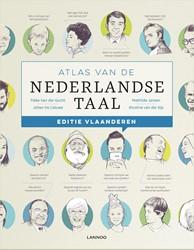 Atlas van de Nederlandse taal - Editie V Jansen, Mathilde