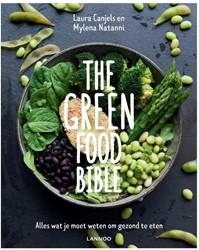 Libelle The Green Food Bible -Alles wat je moet weten om gez ond te eten Canjels, Laura