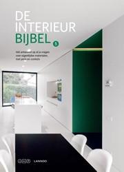 De interieurbijbel 5 -Het antwoord op al je vragen o ver eigentijdse materialen met At Home Publishers