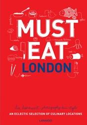 Must Eat London - English version Hoornaert, Luc
