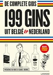 199 gins uit Belgie en Nederland -De complete gids Du Bois, Frederic