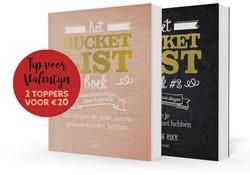 Pakket Bucketlist voor koppels + Bucketl De Rijck, Elise