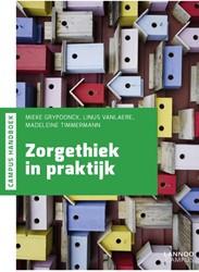 Handboek Zorgethiek in praktijk Grypdonck, Mieke