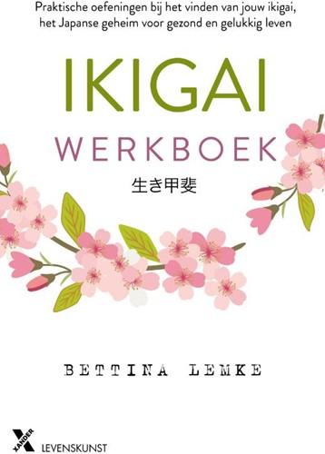 Het Ikigai werkboek Lemke, Bettina