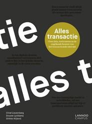 Alles transactie -Over data, vertrouwen en de on gekende kansen van het transac Liezenberg, Chiel