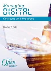 Managing Digital -Concepts and Practices Betz, Charles