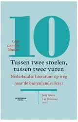 Tussen twee stoelen, tussen twee vuren -Nederlandse literatuur op weg naar de buitenlandse lezer Missinne, Lut