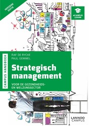 Strategisch management voor de gezondhei De Rycke, Raf