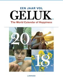 Een jaar vol geluk 2018 -The world calender of happines s Bormans, Leo