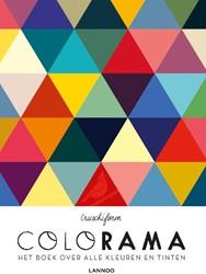 Colorama -het boek over alle kleuren en tinten Cruschiform