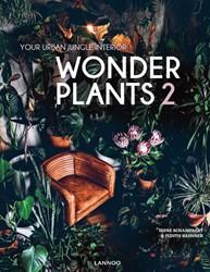 Wonderplants 2 (Engelstalig) -Your urban jungle interior Schampaert, Irene