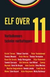 Elf over elf -Voetbalkenners tackelen voetba ltoppers Vlaeminck, Stijn