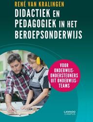 Didactiek en pedagogiek in het beroepson -voor onderwijsondersteuners ui t onderwijsteams Kralingen, Rene van