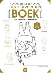 Mama Baas Mijn beste vriendenboek Vanherpe, Sofie