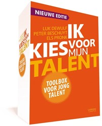 Toolbox voor jong talent - nieuwe editie -Ik kies voor mijn talent Dewulf, Luk