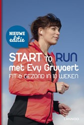 Start to run -fit en gezond in 10 weken Gruyaert, Evy