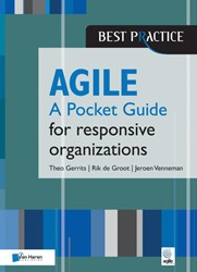 Agile for responsive organizations - A P -a pocket guide for responsive organizations Gerrits, Theo