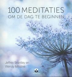 100 meditaties -om de dag te beginnen Brantley, Jeffrey