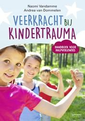 Veerkracht bij kindertrauma -Handboek voor hulpverleners Vandamme, Naomi