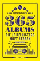 365 albums die je beluisterd moet hebben Vantyghem, Peter