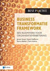 Business Transformatie Framework - een r -een raamwerk voor organisatiev erbetering Stoop, Jeroen