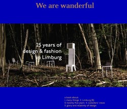 We are wanderful -25 years of design & fashi n Limburg Hannon, Pablo