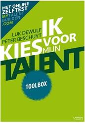Ik kies voor mijn talent Toolbox - nieuw Dewulf, Luk