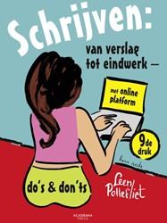 Schrijven: van verslag tot eindwerk -Do's & don'ts Pollefliet, Leen