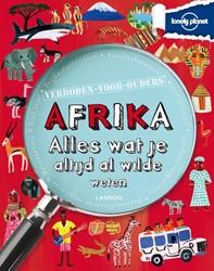 Afrika -alles wat je altijd al wilde w eten Gifford, Clive
