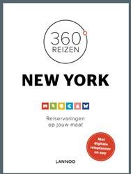 360? New York -reiservaringen op jouw maat Goossens, Jacqueline