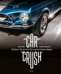 Car Crush -achter de poort bij autoverzam elaars Voet, Bert