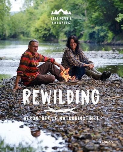Rewilding -Herontdek je natuurinstinct Poffe, Bert