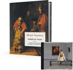 Eindelijk thuis (met cd Prodigal Daughte -gedachten bij Rembrandts &apos erugkeer van de verloren zoon& Nouwen, Henri