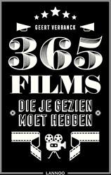 365 films die je gezien moet hebben Verbanck, Geert