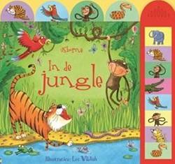 In de Jungle geluidenboek